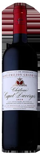 Bordeaux de qualité personnalisé
